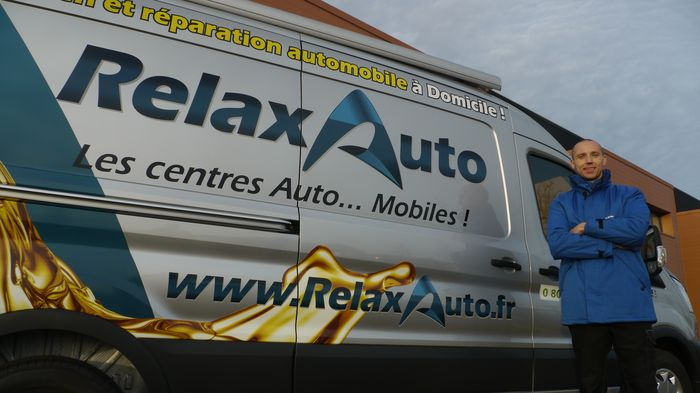 Franchise Relax Auto Dieppe Ludovic Blanjoue