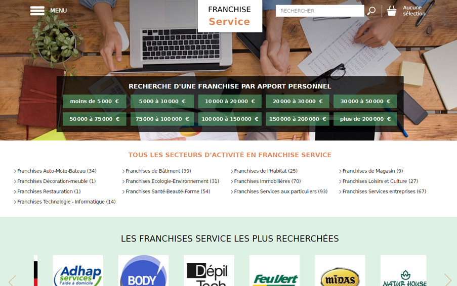 Site Franchise Service
