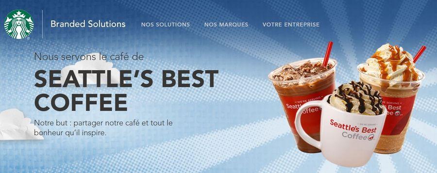 franchise starbucks seattle best coffee Bestcoffee Franchises