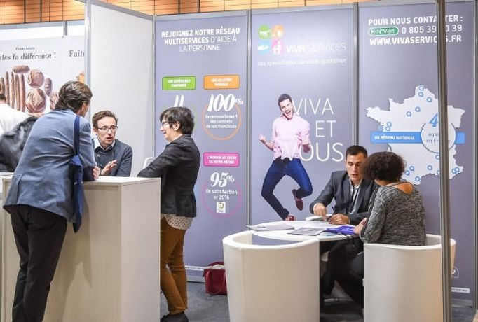 franchise vivaservices recrute au forum franchise lyon