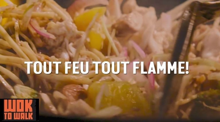wok to walk, street food asiatique, révélations de la franchise 2019