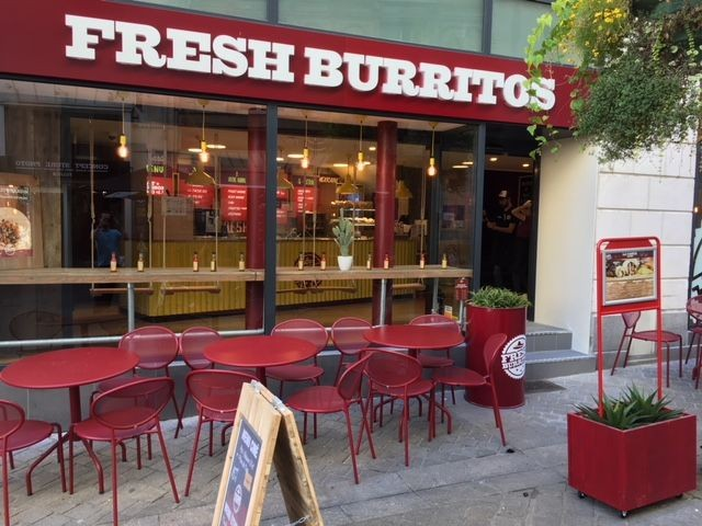 Fresh Burritos Nantes