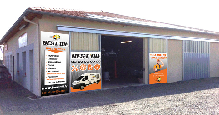 garage best oil