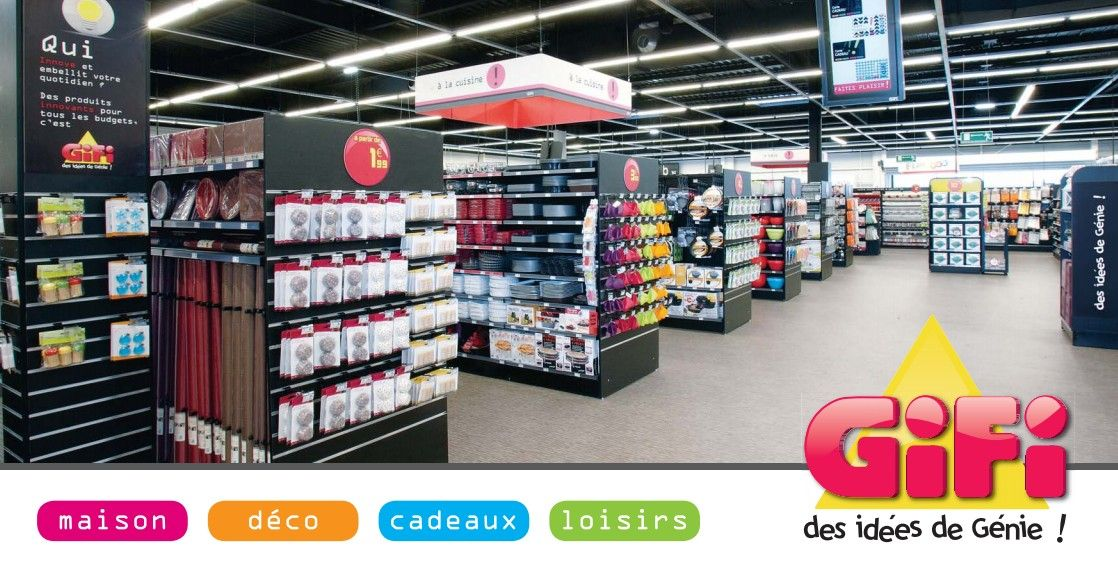 Gifi angers gifi with gifi angers dco barbecue portable - Magasin gifi catalogue ...