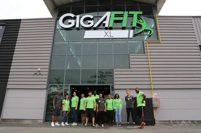 Gigafit Ouvre A Meaux L Un Des Plus Grands Clubs De Sport D Europe