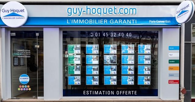 franchise guy hoquet l 39 immobilier dans franchise agences