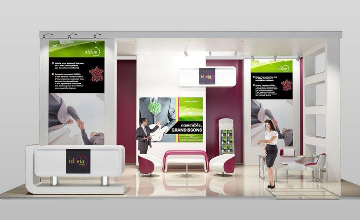 Idsia crdits annonce sa participation au salon virtuel de for Salon virtuel de la franchise