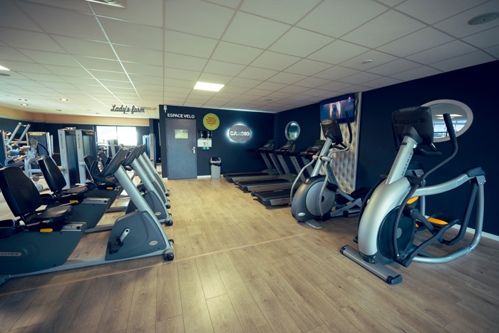 machines salle de sport sun form