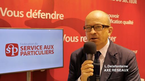 interview de laurent delafontaine partenariat entre axe reseau et la f d ration du service aux. Black Bedroom Furniture Sets. Home Design Ideas