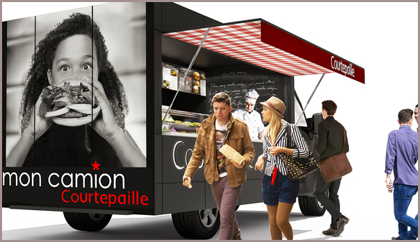 Interview Julien Raulin Courtepaille Food Truck