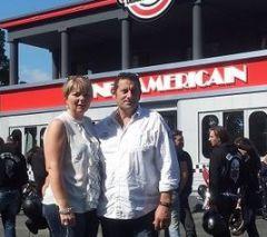 Jean-Marc et Sylvie Guilmand