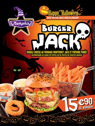 burger jack memphis
