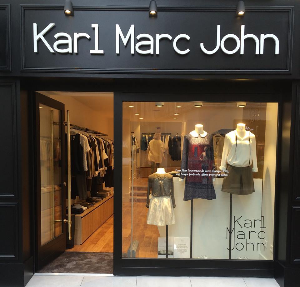 Boutique Dieppoise Une Karl Nouvelle Marc Ouvre John waq64v