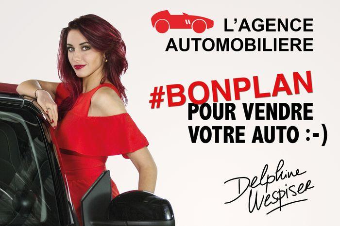 delphine wespiser miss france 2012 devient le nouveau visage de l 39 agence automobili re. Black Bedroom Furniture Sets. Home Design Ideas