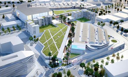 Le centre commercial l 39 avenue 83 ouvre ses portes pr s de - Centre commercial les portes du soleil juvignac ...