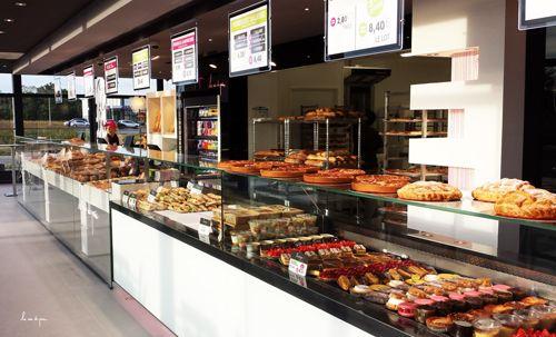 Franchise franprix dans franchise magasins de proximit sup rettes - Decoration boulangerie patisserie ...