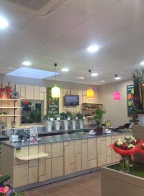 Nouvelle boutique en haute vienne pour le jardin des fleurs for Fleuriste le jardin des fleurs