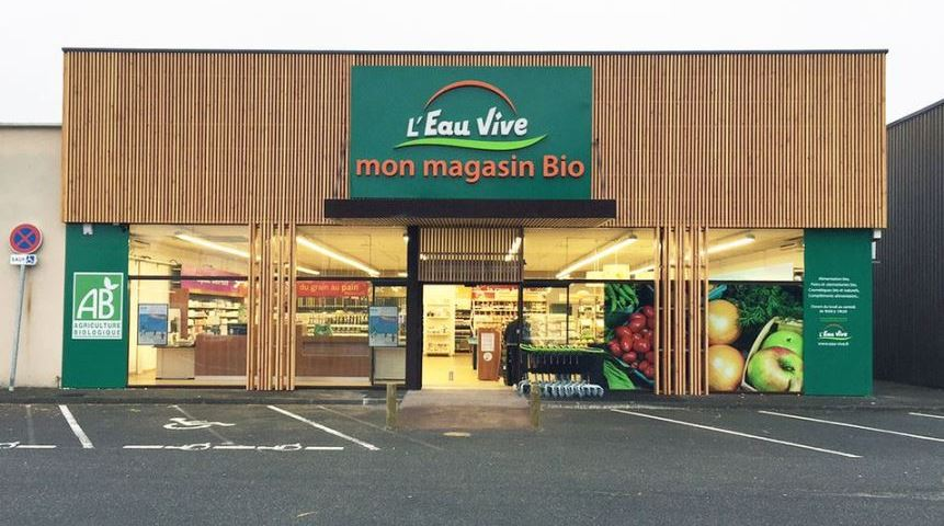 Franchise l 39 eau vive dans franchise bio for Bio concept meubles