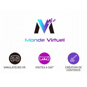 Logo Monde Virtuel