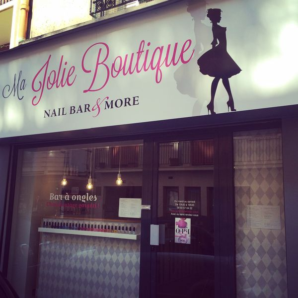 devanture magasin ma jolie boutique