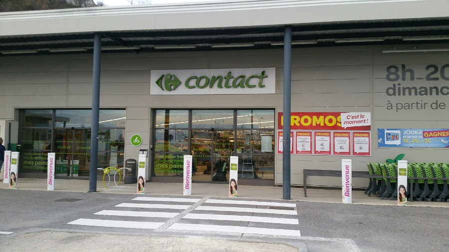 ouvrir un magasin carrefour contact en franchise