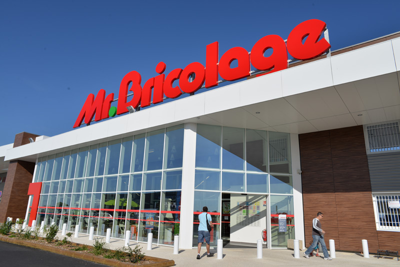 magasin mr bricolage en franchise