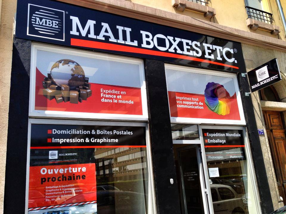 franchise mail boxes etc  dans franchise b2b