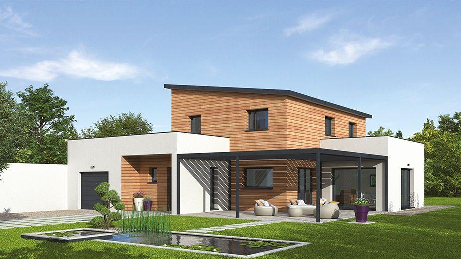 constructeur maison ossature bois puy de dome ventana blog. Black Bedroom Furniture Sets. Home Design Ideas