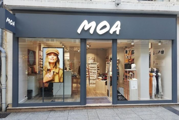 Boutique Moa Caen Saint Pierre