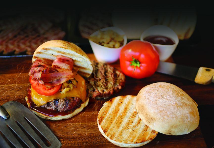 mythique burger colomiers