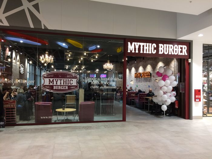 Mythic Burger à Bourges