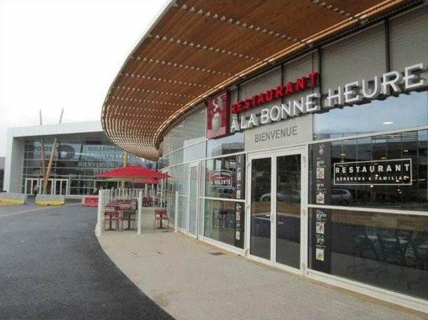 Restaurant La Bonne Heure Bordeaux