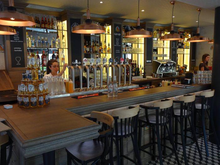 Ouverture De La Caf De Bar