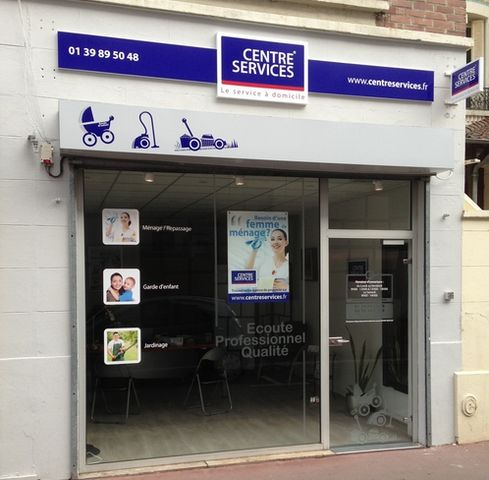 Franchise Centre Services Enghien