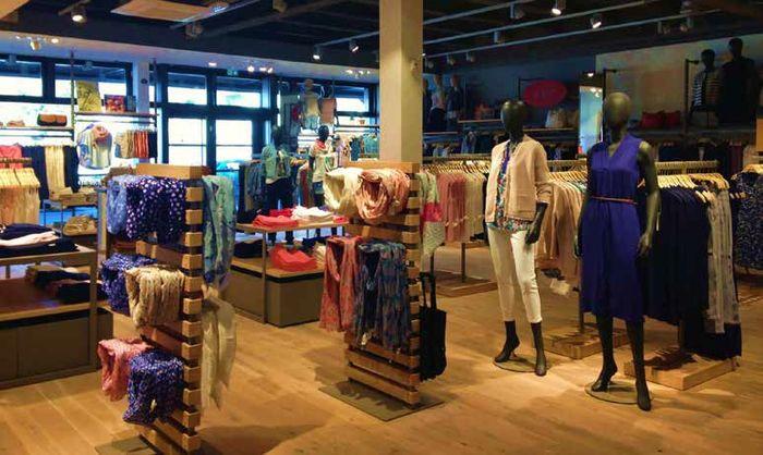Esprit ouvre deux nouvelles boutiques franchises sedan et montbliard - Boutique esprit lille ...