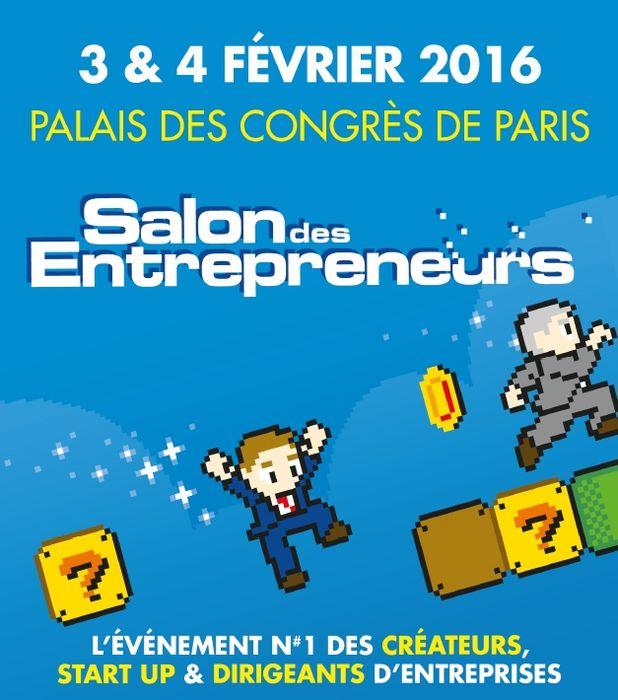 Ewigo sexpose au salon des entrepreneurs de paris for Salon des entrepreneurs paris