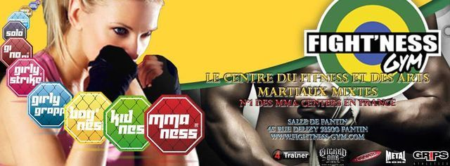 Franchise d'arts mariaux Fight'ness Gym