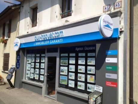 Ouverture d une nouvelle agence savoyarde pour guy hoquet for Agence immobiliere guy hoquet