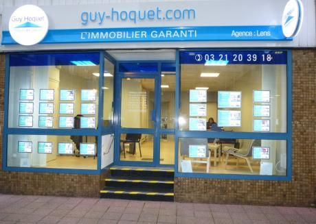 Ouverture lensoise pour guy hoquet l immobilier for Agence immobiliere guy hoquet