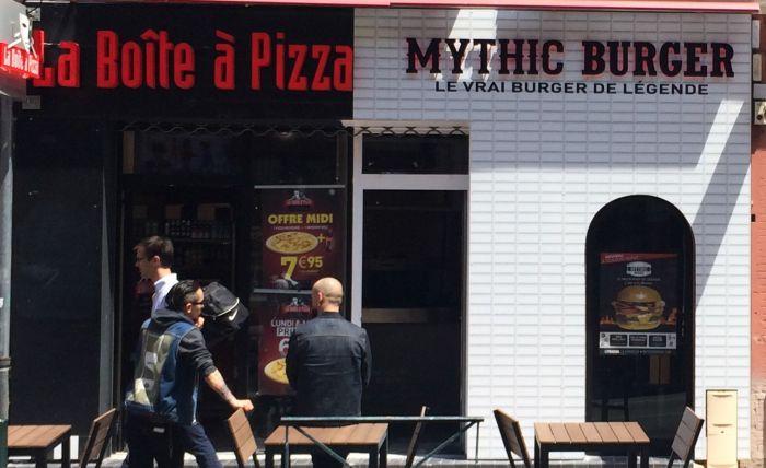 Ouverture De La Pizzeria La Boite à Pizza D Agde