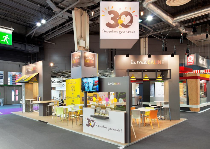 Franchise expo 2015 un bon cru pour la mie cline for Le salon de la franchise