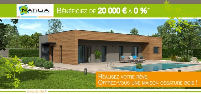 Un prt de 0 pour faire construire une maison natilia for Construction maison 80000 euros