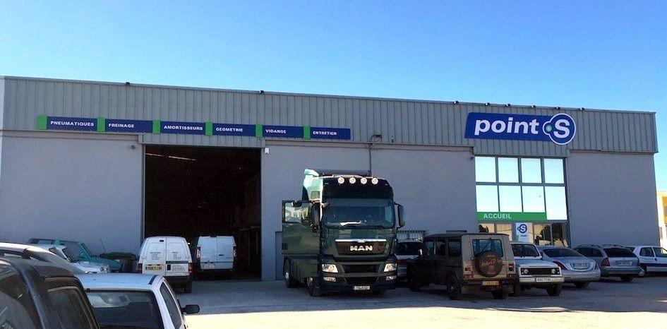 Point s ouvre un 3e centre auto perpignan for Feu vert perpignan