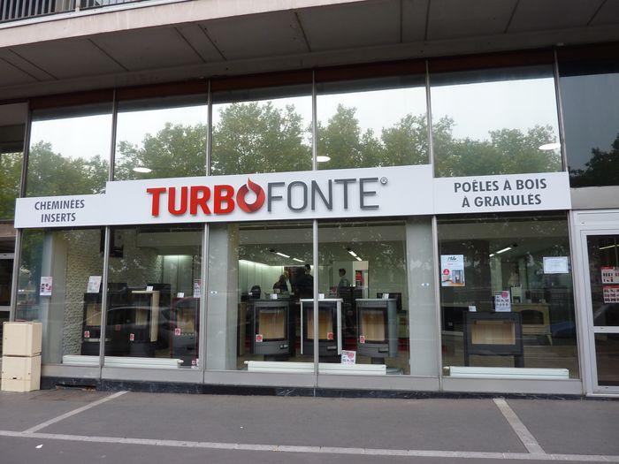 turbo fonte ouvre un magasin de po les bois et chemin es rouen. Black Bedroom Furniture Sets. Home Design Ideas