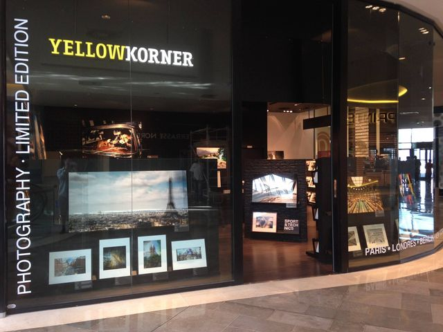 Franchise YellowKorner Les Terrasses du Port Marseille