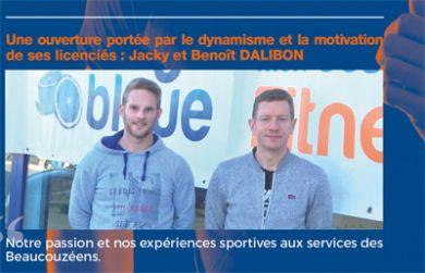 L Orange Bleue Nouvelle Salle De Sport A Beaucouze