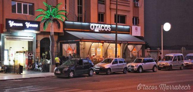 Restaurant O Tacos Bordeaux