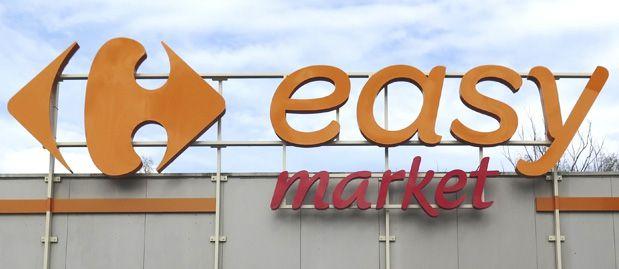 Carrefour easy market un nouveau concept de magasin de proximit pour la belgique for Comelectromenager carrefour belgique
