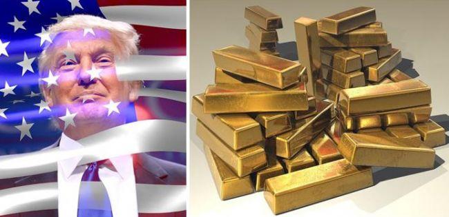 Victoire de donald trump et hausse du cours de lor - Comptoir des tuileries cours de l or ...