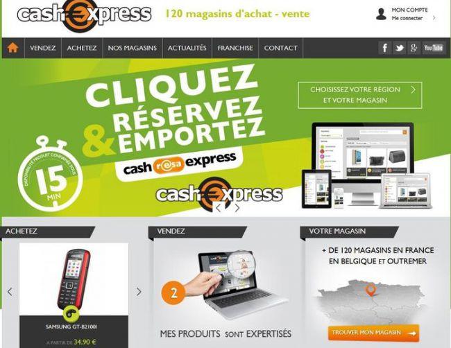Cash express lance cash rsa express 15 minutes pour retirer ses cadeaux de nol commands en ligne - Cash express la valentine ...